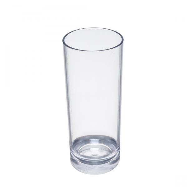 Longdrinkglas PC glasklar 250ml