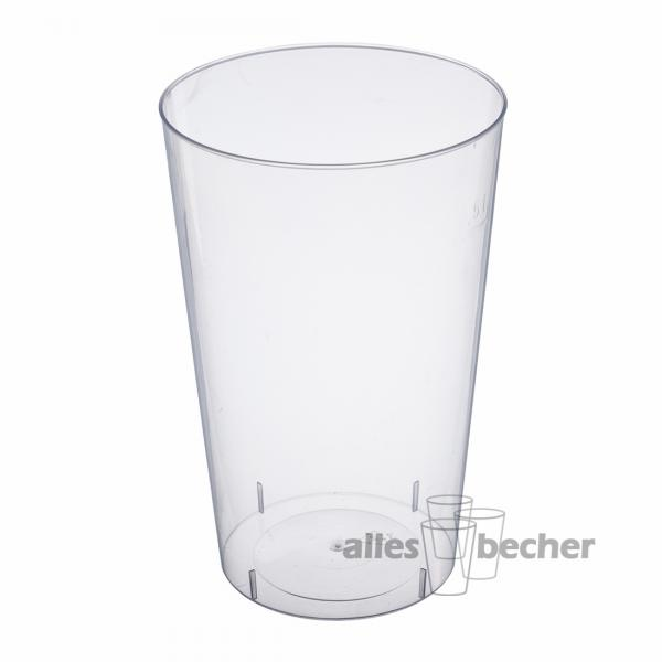 Trinkglas PS glasklar 500ml