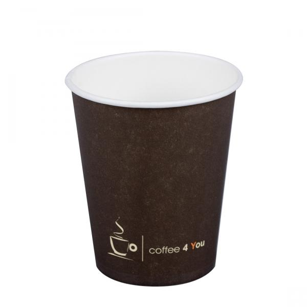 Pappbecher Coffee-time 150ml