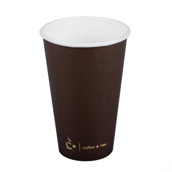Pappbecher Coffee-time 400ml