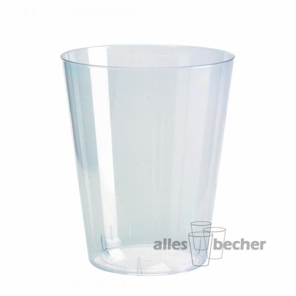 Trinkglas PS glasklar 250ml