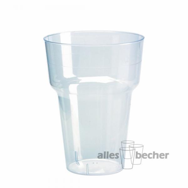 Bierglas PS glasklar 200ml