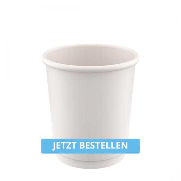 Coffee-To-Go Becher 200ml/8oz