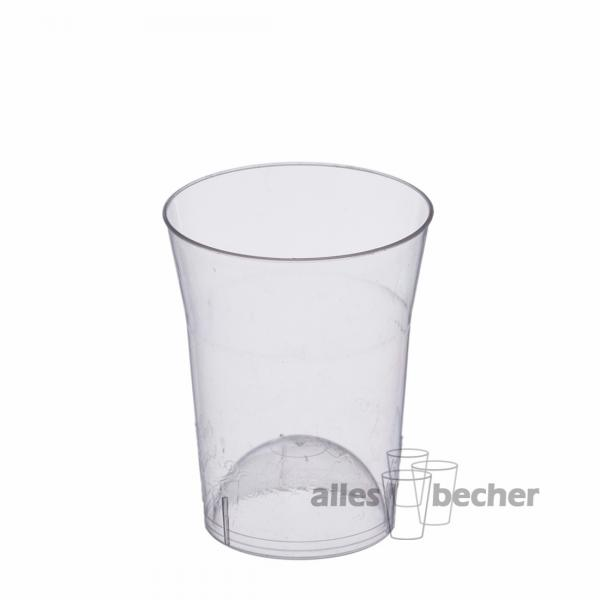 Weinprobierglas PS glasklar 40ml